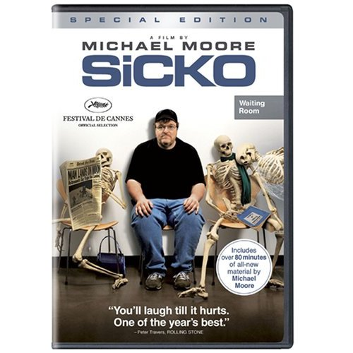 SICKO BY MOORE,MICHAEL (DVD)